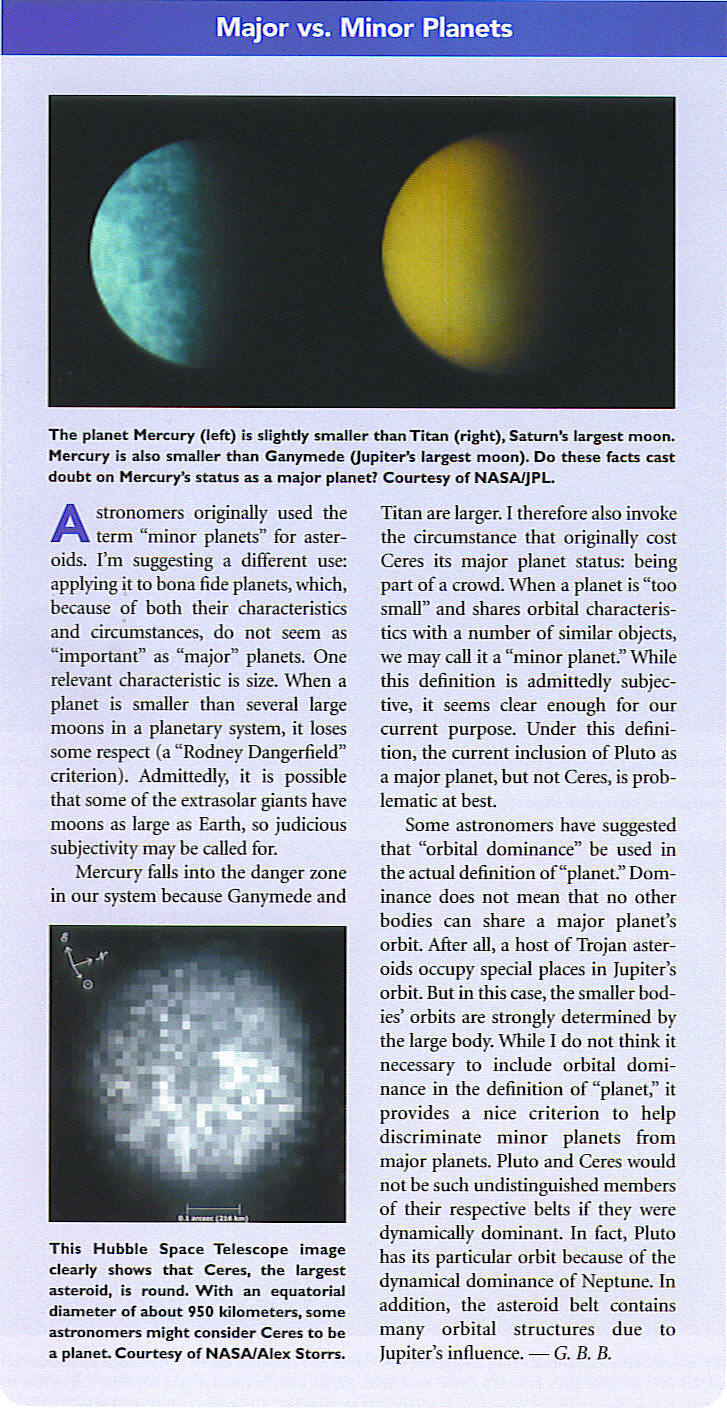 articles on the planet mercury - photo #21