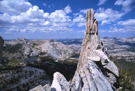 Eichorn Pinnacle On Cathedral Peak
